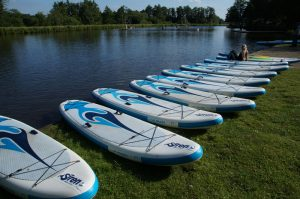 SUP - beste Boards für SUP Schulung