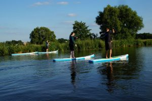 Hunte SUP Tour