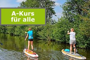 SUP Anfängerkurs - Stand Up Paddeln lernen in Oldenburg