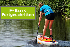 SUP Fortgeschrittenen Kurs in Oldenburg