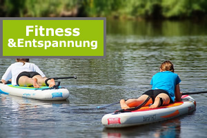 SUP Fitness und SUP Yoga Kurs in Oldenburg